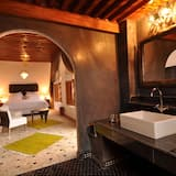 Romantik-dobbeltværelse (Alia) - Badeværelse