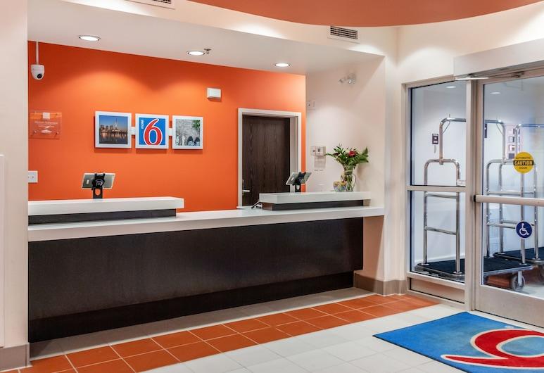 Motel 6 Headingley, MB - Winnipeg West, Headingley, Receção
