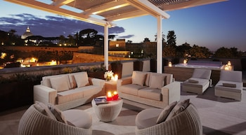 Rzym — zdjęcie hotelu Gran Meliá Rome Villa Agrippina -The Leading Hotels of the World