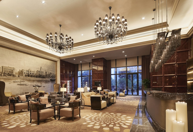 The Westin Wuhan Wuchang, Wuhan, Salon du hall