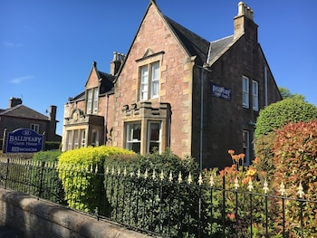 Foto di Ballifeary Guest House a Inverness