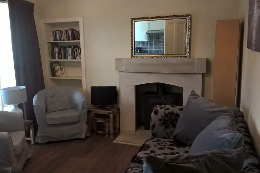 Căn hộ dành cho gia đình, Tầng trệt - Phòng khách