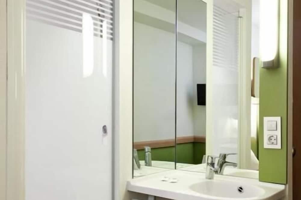 Camera con 2 letti singoli, 2 letti singoli - Bagno