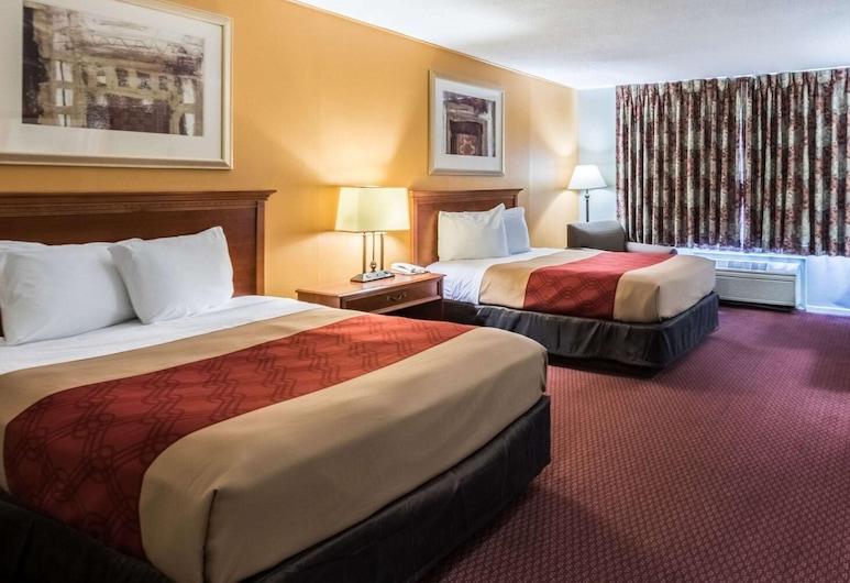 Red Carpet Inn Austin MN, Ώστιν, Δωμάτιο επισκεπτών