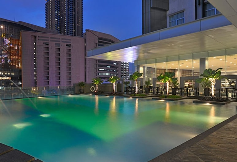 Furama Bukit Bintang, Kuala Lumpur, Pool