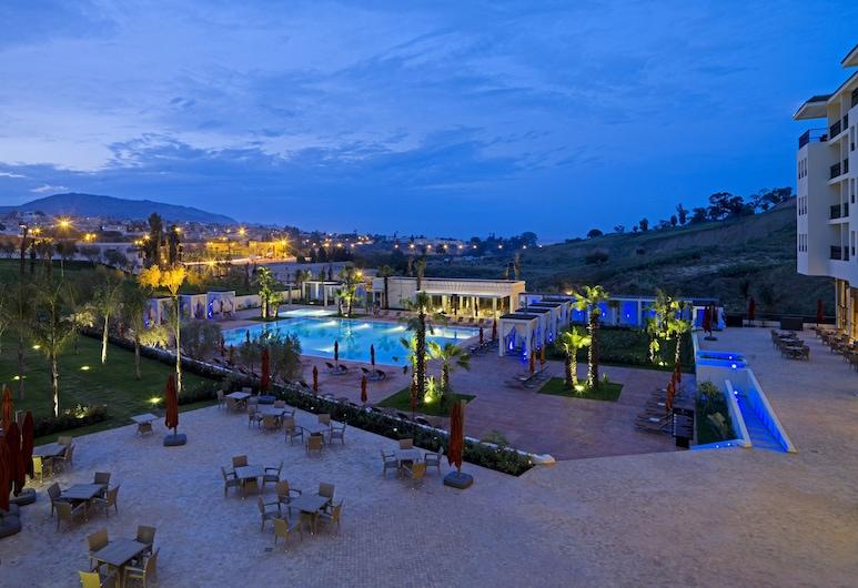 Palais Medina & Spa, Fes, View from Hotel