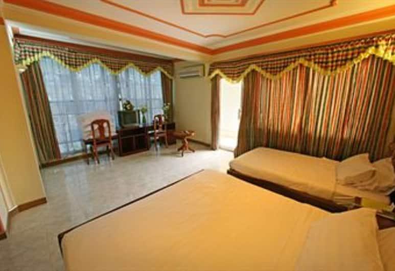 Lucky Star Hotel, Phnom Penh, Izba typu Superior, Hosťovská izba
