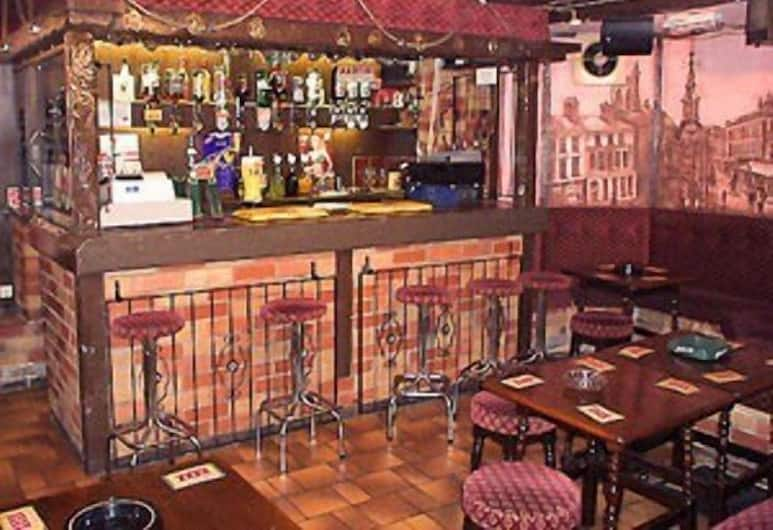 The Manuela Rose, Blackpool, Bar del hotel