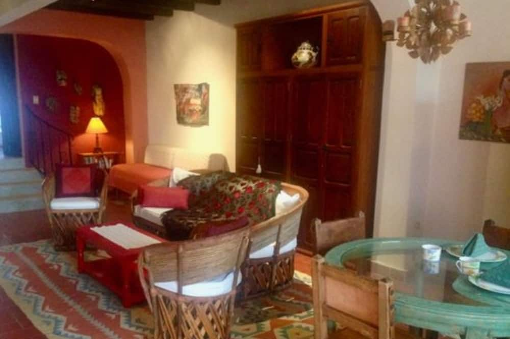 Madam's Suite - Obývacie priestory