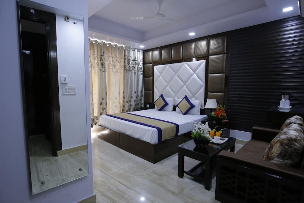 Executive kamer, 1 kingsize bed - Uitzicht vanaf kamer