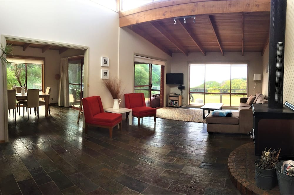 Standard Suite, Multiple Bedrooms, Non Smoking, Kitchen (The Beach House) - Living Room