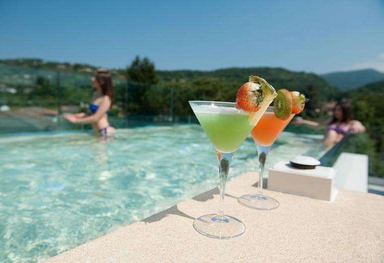 Hotel Italia, Garda, Välibassein