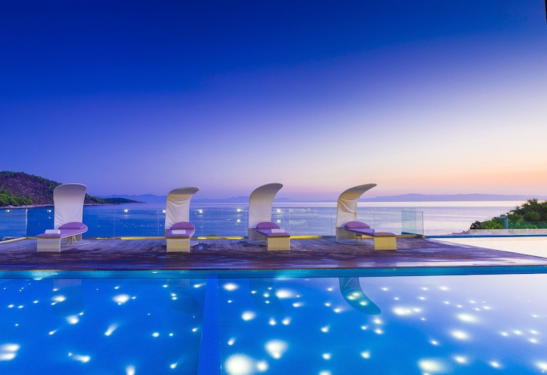 Adrina Resort & Spa, Skopelos, Pool