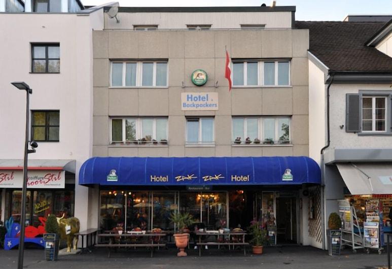 Hotel & Backpackers Zak, Neuhausen am Rheinfall