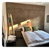 Двухместный бизнес-номер с 1 двуспальной кроватью - Зона гостиной