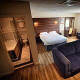 Executive - kahden hengen huone - Vierashuone