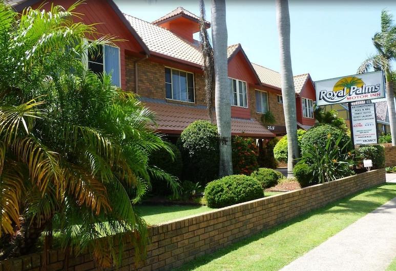 Royal Palms Motor Inn, Coffs Harbour