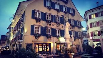 Foto van Schwan Hotel & Taverne in Horgen