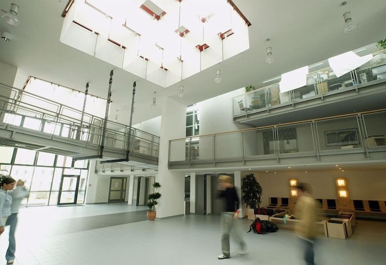 Jugendherberge Köln-Deutz City- Hostel, Cologne, Lobby