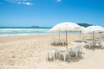 弗洛里亞諾波利斯棕櫚灘公寓飯店的相片
