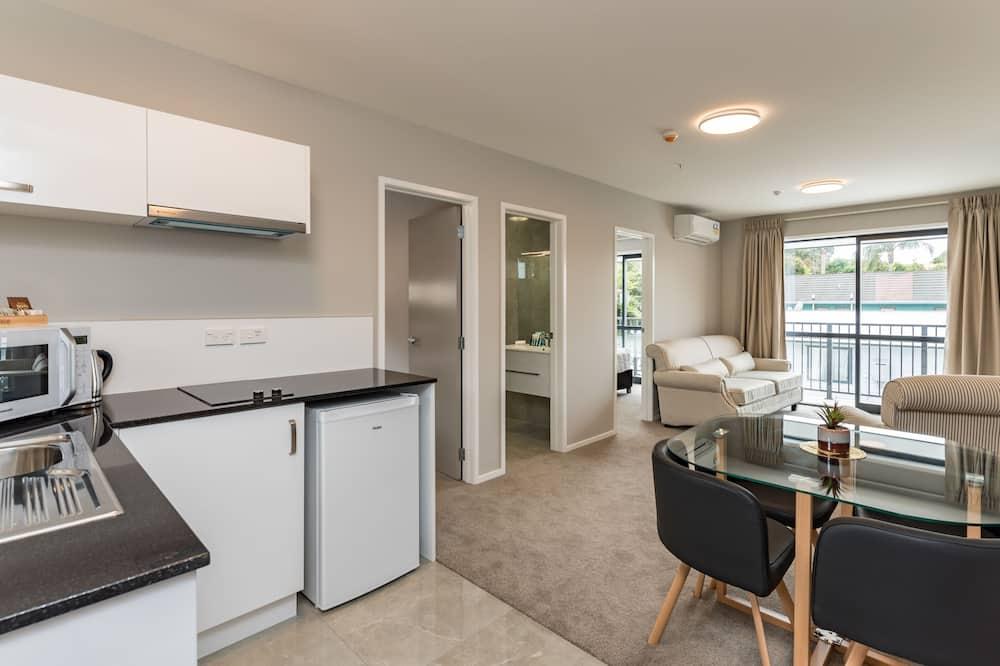 Superior-Apartment, 2Schlafzimmer - Wohnzimmer