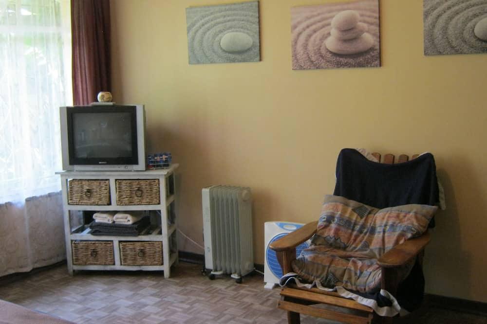 Basic-Doppelzimmer, Gemeinschaftsbad - Wohnbereich