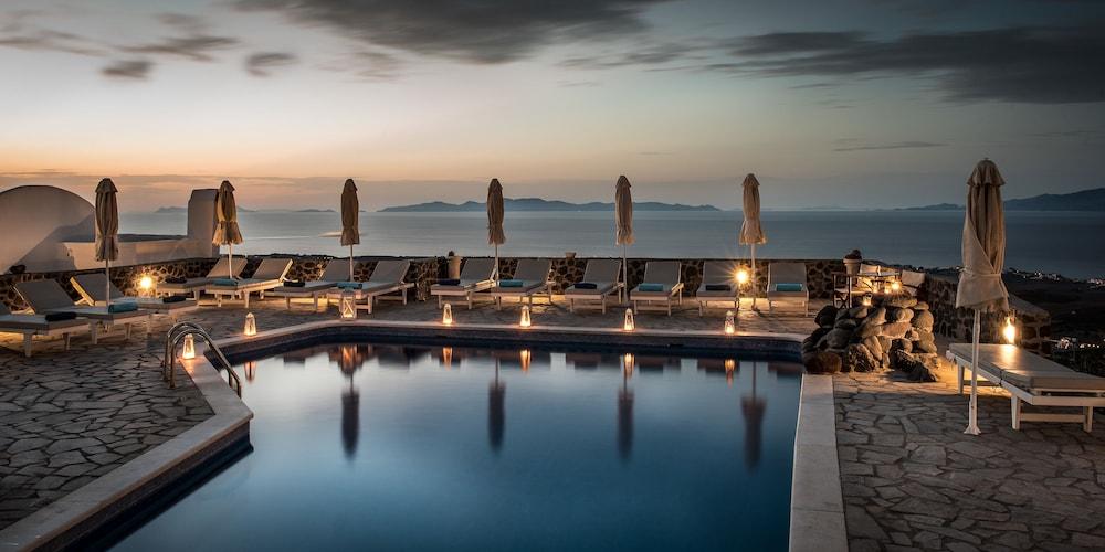 Agnadi Villa, Santorini