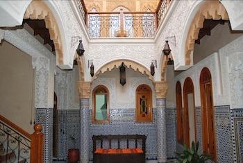 Restplasser til Rabat