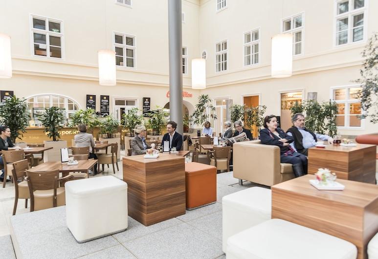 JUFA Hotel Wien City, Viena, Lounge do hotel