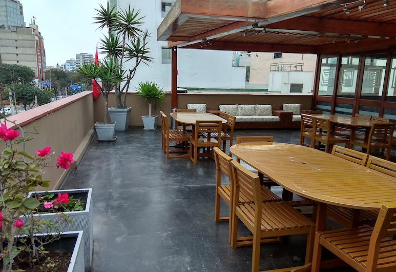 Lima Wasi Hotel, Λίμα, Αίθριο/βεράντα
