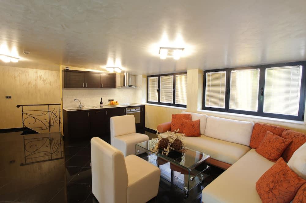 Standard Apartment - Bilik Rehat
