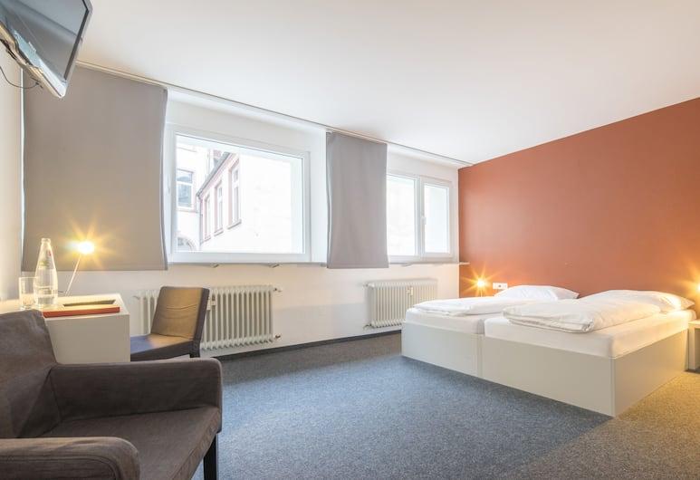 mk hotel frankfurt, Frankfurt, Comfort-Einzelzimmer, Zimmer