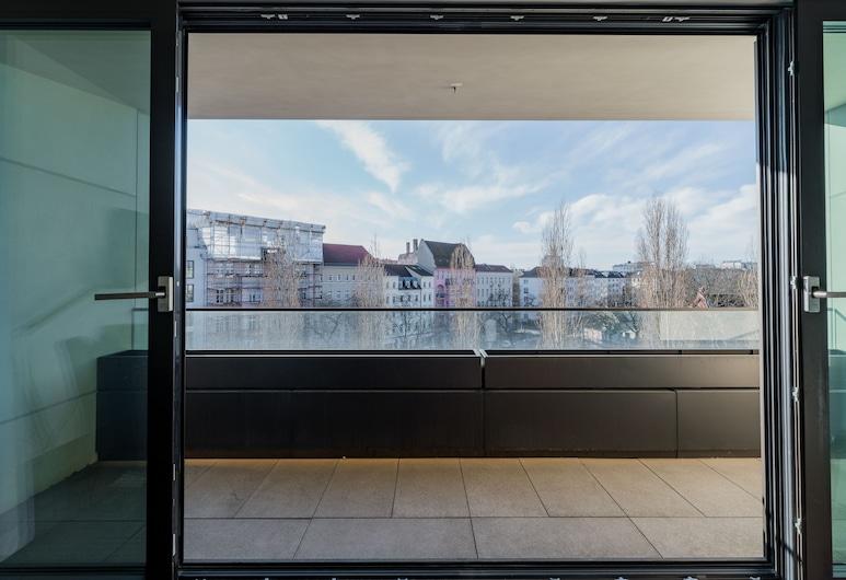 B! Apartments, Berlin, Außenbereich