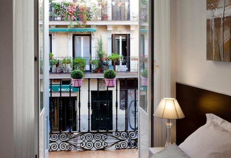 THC Latina Hostel, Madrid, Štandardná jednolôžková izba, Hosťovská izba