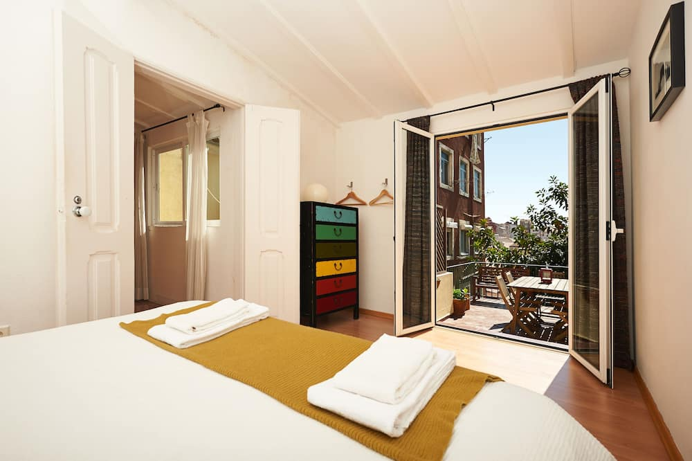 Appartement « Premier », 2 chambres, terrasse (Duplex) - Photo principale