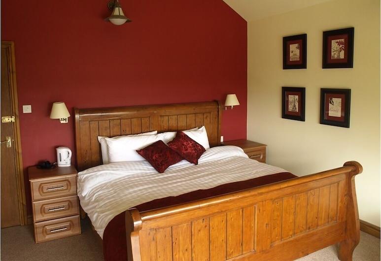The Village Inn, Morpeth, Luxury Double Room, Ensuite, Bilik Tamu