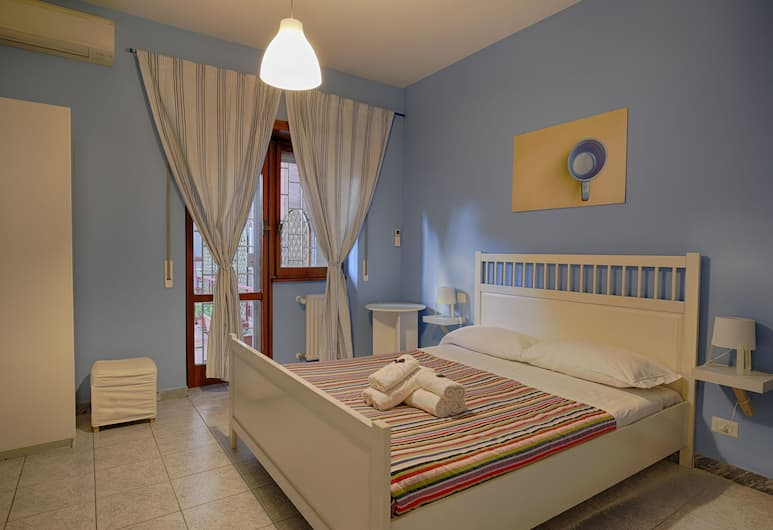 Pascià Room & Breakfast, Rome, Double Room (private external bathroom), Guest Room