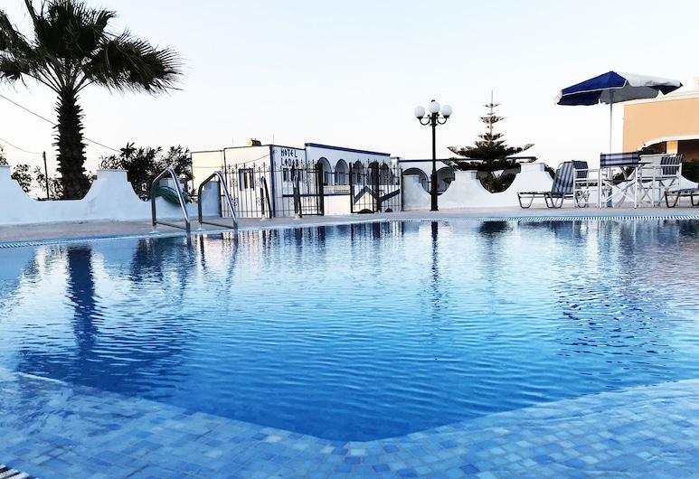 Hotel Lodos, Santorini, Outdoor Pool