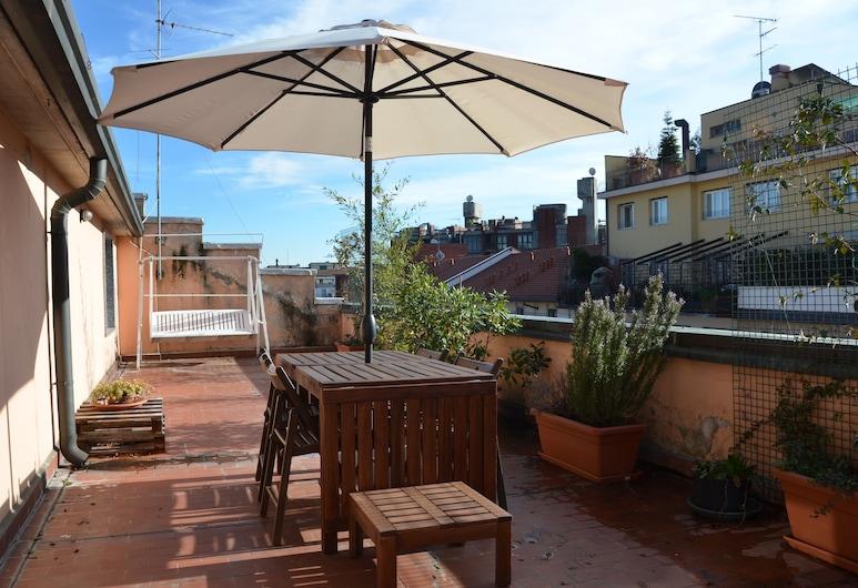 Sigieri Residence Milano, Milan, Apartment, 1 Bedroom, Terrace, Terrace/Patio