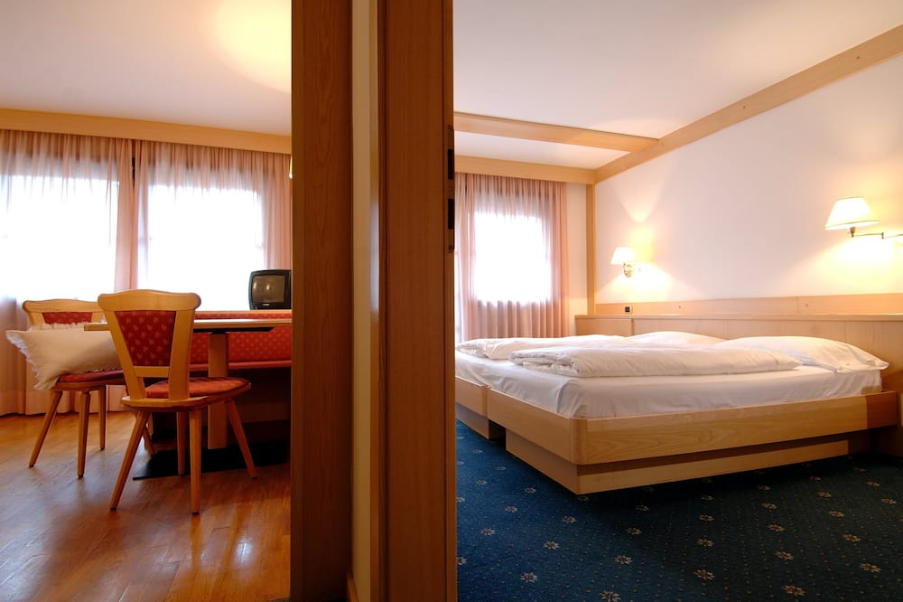 Apartament typu Junior Suite - Powierzchnia mieszkalna