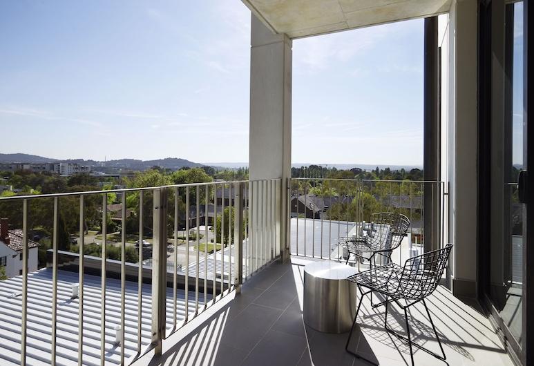 버버리 호텔 & 아파트먼츠, 바톤, 스위트, 침실 2개, 발코니, 발코니