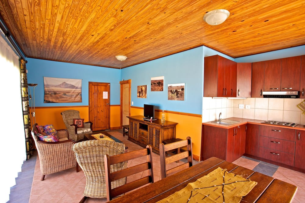 Apartment, 1 Schlafzimmer (Elephant) - Wohnbereich