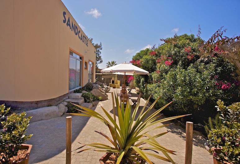 Sandcastle Apartments cc, Swakopmund, Terrazza/Patio