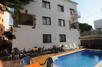 Lloret de Mar — zdjęcie hotelu Apartaments AR Caribe