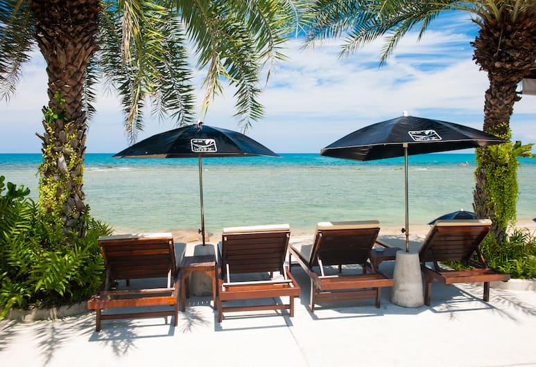 Lazy Days Samui Beach Resort, Koh Samui, Utsikt fra hotellet