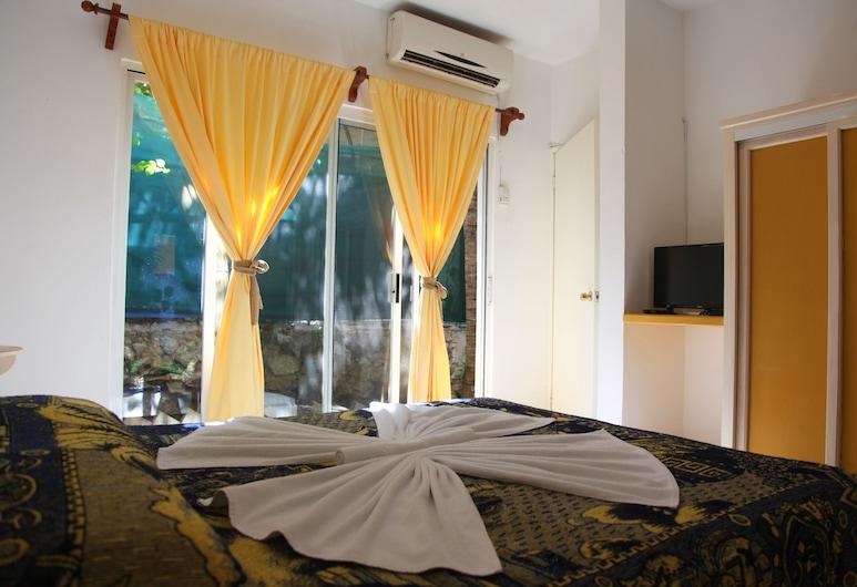 Hotel Residencia La Mariposa, Tulum, สตูดิโอ, หลายเตียง, ห้องพัก