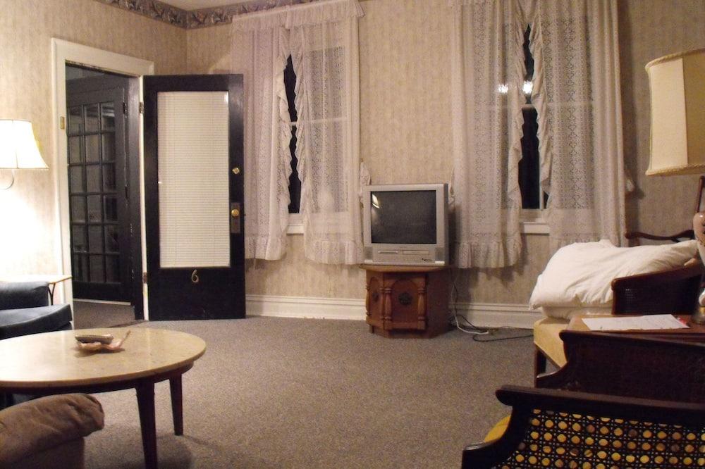 Sviitti, 2 makuuhuonetta - Oleskelualue
