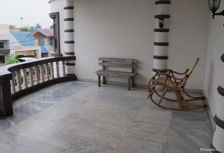 佩樂雅集賓館, 曼道, 陽台