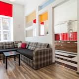 Appartamento Deluxe, 1 camera da letto, cucina - Soggiorno