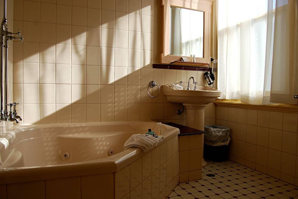 ห้องสแตนดาร์ด, เตียงคิงไซส์ 1 เตียง - ห้องน้ำ